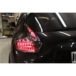 """Задняя оптика для Nissan Juke """"Smoke"""""""