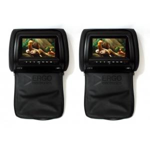 Комплект мониторов на подголовник ERGO ER700H