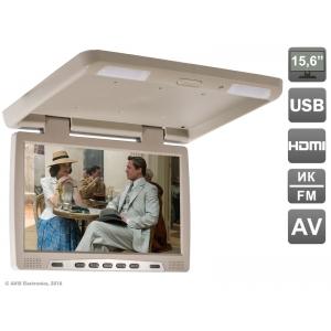 """Потолочный монитор 15,6"""" со медиаплеером AVIS AVS115"""