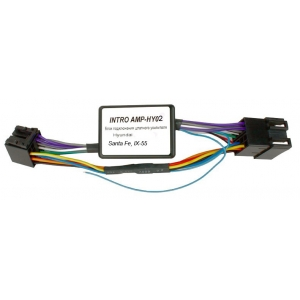 AMP-адаптер HYUNDAI (02)