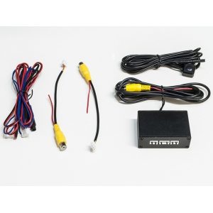 Блок автоматического переключения камер переднего и заднего вида AVS03TS