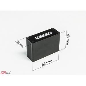 Блок автоматического переключения камер переднего и заднего вида
