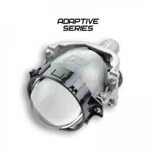 """Комплект светодиодных линз Bi-LED Adaptive Series 3.0"""" Optima Premium"""