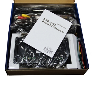 Цифровой DVB-T2 ТВ-тюнер Germis TX-GE44-T2